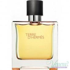 Hermes Terre D'Hermes Pure Parfum 75ml за Мъже БЕЗ ОПАКОВКА