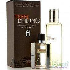 Hermes Terre D'Hermes Комплект (EDT 30ml + EDT 125ml Refill) за Мъже