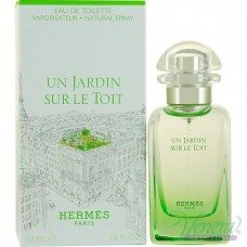 Hermes Un Jardin Sur Le Toit EDT 50ml за Мъже и Жени