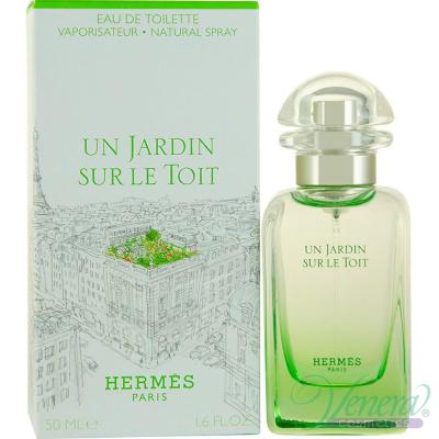 Hermes Un Jardin Sur Le Toit EDT 50ml за Мъже и Жени Унисекс Парфюми