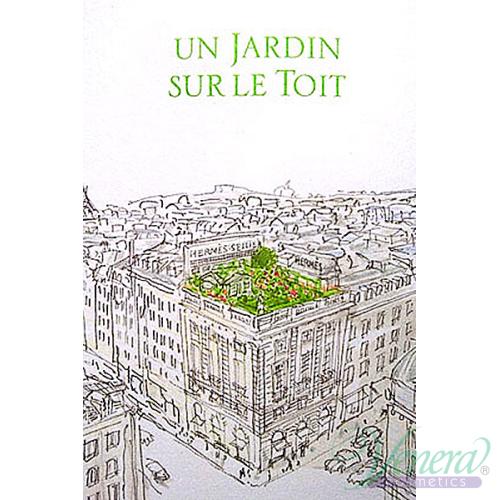 Hermes un jardin sur le toit edt 100ml for Jardin sur le toit