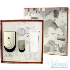 Hermes Voyage D'Hermes Комплект (Pure Parfum 100ml + 5ml + SG 30ml + BL 10ml) за Мъже и Жени