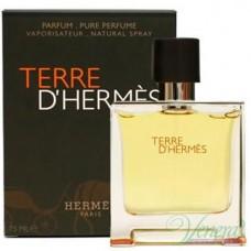 Hermes Terre D'Hermes Pure Parfum 75ml за Мъже