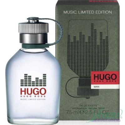 Hugo Boss Hugo Music Limited Edition EDT 75ml за Мъже Мъжки Парфюми