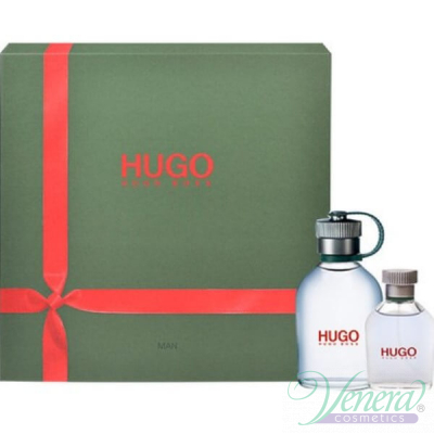 Hugo Boss Hugo Комплект (EDT 125ml + EDT 40ml) за Мъже