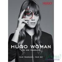 Hugo Boss Hugo Woman Eau de Parfum EDP 50ml за Жени БЕЗ ОПАКОВКА Дамски Парфюми без опаковка