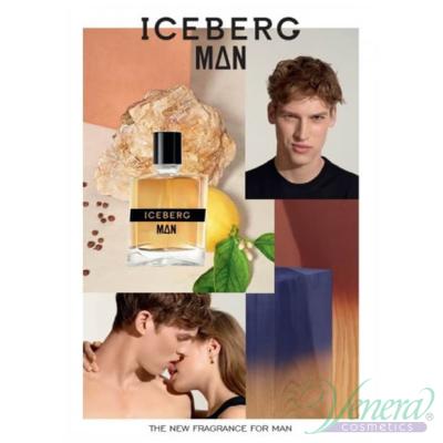 Iceberg Man EDT 100ml за Мъже БЕЗ ОПАКОВКА Мъжки Парфюми без опаковка