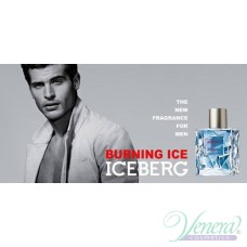 Iceberg Burning Ice EDT 100ml за Мъже