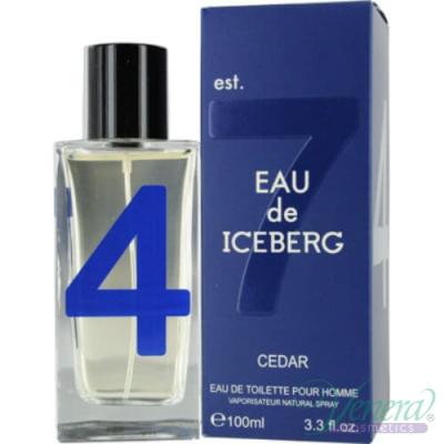 Iceberg Eau de Iceberg Cedar EDT 100ml за Мъже Мъжки Парфюми