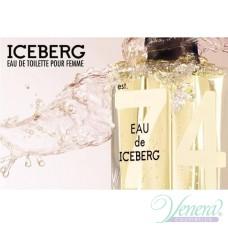 Iceberg Eau de Iceberg Pour Femme EDT 100ml за Жени