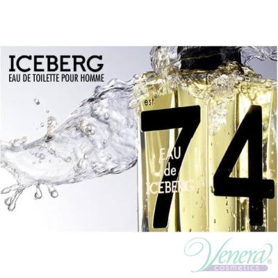 Iceberg Eau de Iceberg Pour Homme EDT 100ml за Мъже Мъжки Парфюми