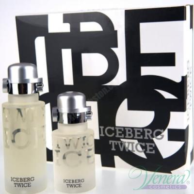 Iceberg Twice Комплект (EDT 125ml + AS Lotion 75ml) за Мъже За Мъже