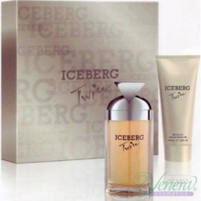 Iceberg Twice Комплект (EDT 100ml + SG 100ml) за Жени За Жени