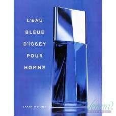 Issey Miyake L'Eau Bleue D'Issey Pour Homme EDT 125ml за Мъже