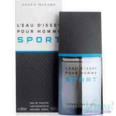 Issey Miyake L'Eau D'Issey Pour Homme Sport EDT 100ml за Мъже