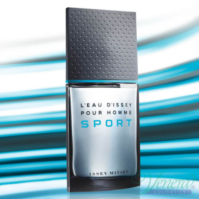 Issey Miyake L'Eau D'Issey Pour Homme Sport EDT 50ml за Мъже
