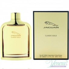Jaguar Classic Gold EDT 100ml за Мъже