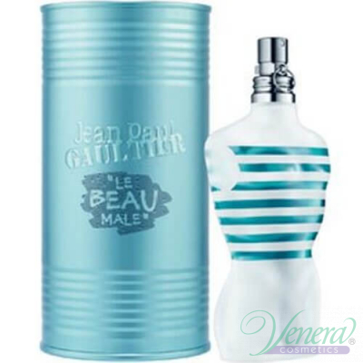 Jean Paul Gaultier Le Beau Male EDT 125ml за Мъже Мъжки Парфюми