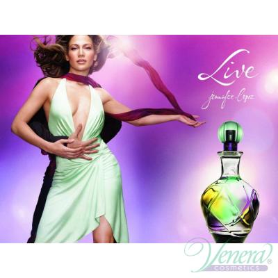 Jennifer Lopez Live EDP 100ml за Жени Дамски Парфюми