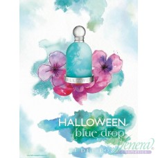 Jesus Del Pozo Halloween Blue Drop EDT 100ml за Жени БЕЗ ОПАКОВКА