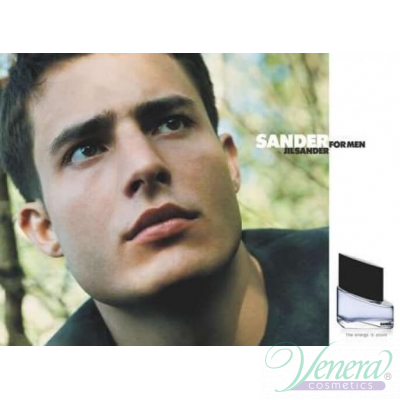 Sander for Men EDT 75ml за Мъже