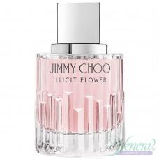 Jimmy Choo Illicit Flower EDT 100ml за Жени БЕЗ ОПАКОВКА