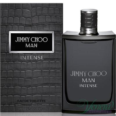 Jimmy Choo Man Intense EDT 100ml за Мъже Мъжки Парфюми