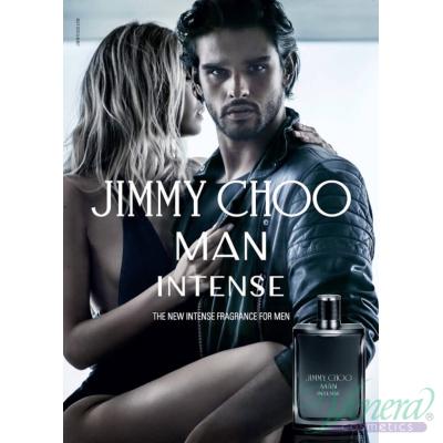 Jimmy Choo Man Intense Комплект (EDT 100ml + EDT 7.5ml + ASB 100ml) за Мъже Мъжки Комплекти