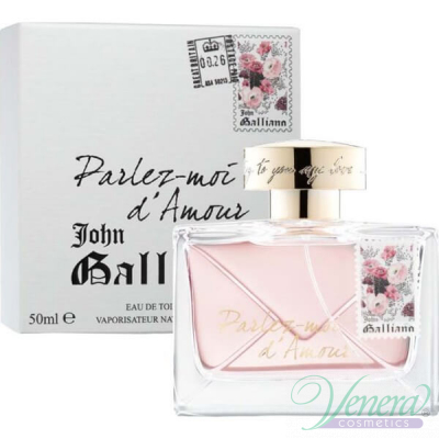 John Galliano Parlez-Moi D'Amour EDT 30ml за Жени Дамски Парфюми