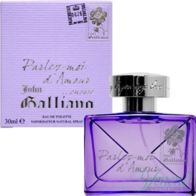 John Galliano Parlez-Moi D'Amour Encore EDT 50ml за Жени За Жени