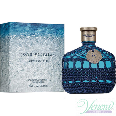 John Varvatos Artisan Blu EDT 75ml за Мъже
