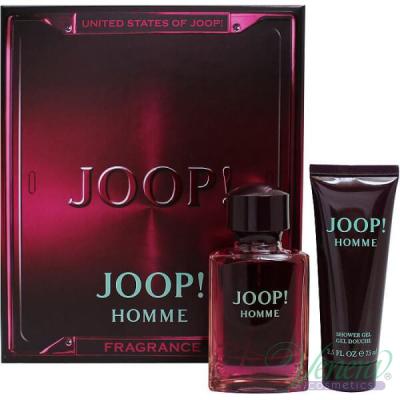 Joop! Homme Комплект (EDT 75ml + SG 75ml) за Мъже За Мъже