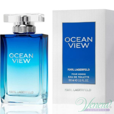 Karl Lagerfeld Ocean View EDT 100ml за Мъже