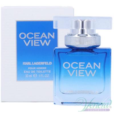 Karl Lagerfeld Ocean View EDT 30ml за Мъже Мъжки Парфюми