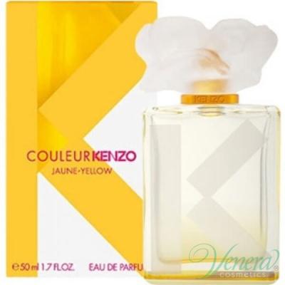Kenzo Couleur Jaune-Yellow EDP 50ml за Жени Дамски Парфюми