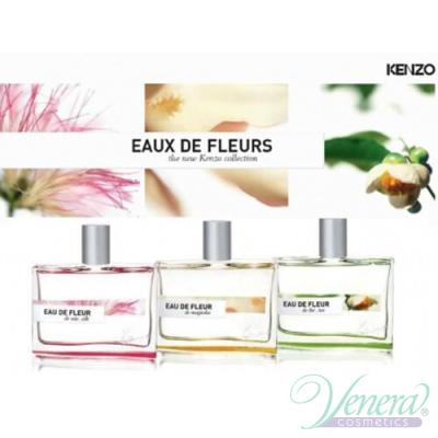 Kenzo Eau de Fleur de Magnolia EDT 50ml за Жени БЕЗ ОПАКОВКА Дамски Парфюми без опаковка