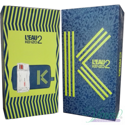 Kenzo L'Eau 2 Комплект (EDT 50ml + Fashion...
