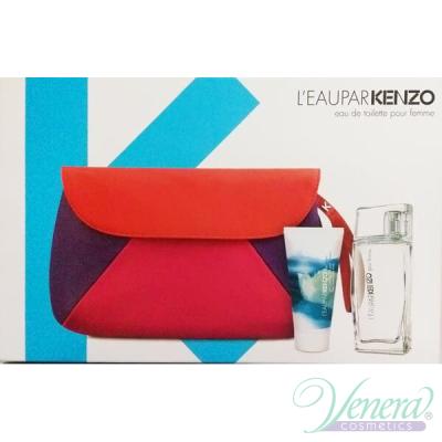 Kenzo L'Eau Par Kenzo Комплект (EDT 50ml + Body Lotion 50ml) за Жени