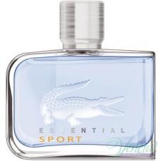 Lacoste Essential Sport  EDT 125ml за Мъже БЕЗ ОПАКОВКА