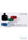 Lacoste L 12.12 Noir EDT 50ml за Мъже За Мъже