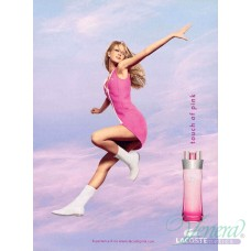 Lacoste Touch of Pink EDT 50ml за Жени