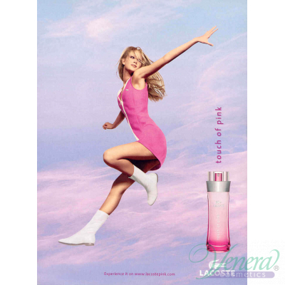 Lacoste Touch of Pink EDT 30ml за Жени Дамски Парфюми