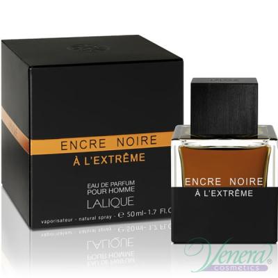 Lalique Encre Noire A L'Extreme EDP 50ml за Мъже Мъжки Парфюми