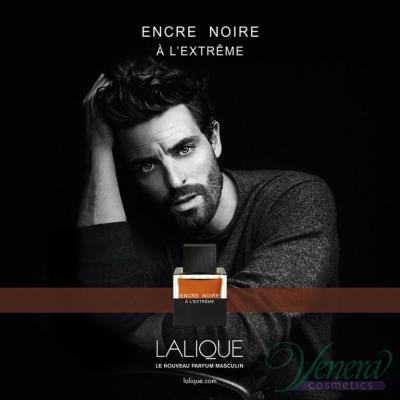 Lalique Encre Noire A L'Extreme EDP 100ml за Мъже Мъжки Парфюми