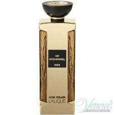 Lalique Noir Premier Or Intemporel EDP 100ml за Мъже и Жени БЕЗ ОПАКОВКА