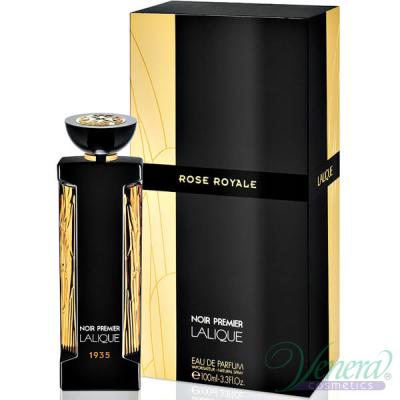 Lalique Noir Premier Rose Royale EDP 100ml за Мъже и Жени БЕЗ ОПАКОВКА