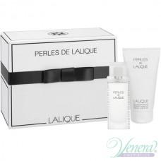 Lalique Perles De Lalique Комплект (EDP 100ml + Shower Gel 150ml) за Жени