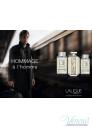 Lalique Hommage à L'Homme EDT 100ml за Мъже БЕЗ ОПАКОВКА Мъжки Парфюми без опаковка