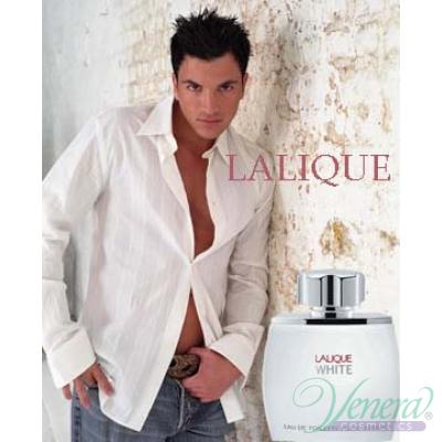 Lalique White Shower Gel 150ml за Мъже Мъжки продукти за лице и тяло