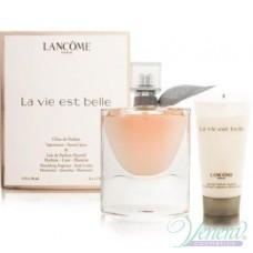 Lancome La Vie Est Belle Комплект (EDP 50ml + Body Lotion 50ml) за Жени